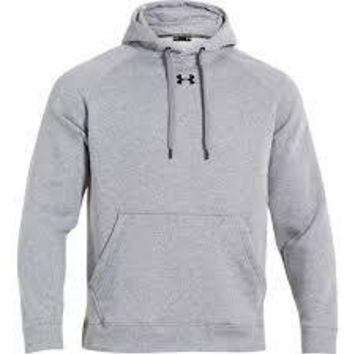 Under Armour Youth Fleece Team Hoody Tops
