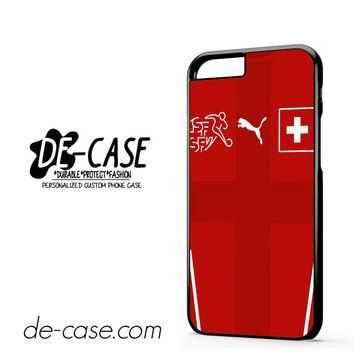 Switzerland Soccer Jersey DEAL-10421 Apple Phonecase Cover For Iphone 6 / 6S