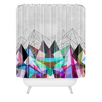 Mareike Boehmer Colorflash 3Y Shower Curtain