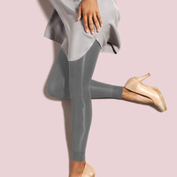 Footless Maternity Compression Tights