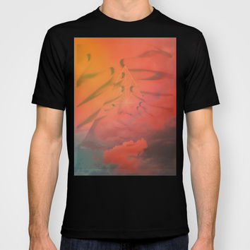 Head in the Clouds T-shirt by DuckyB (Brandi)