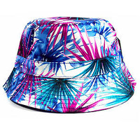 Hydra Bucket Hat in Floral