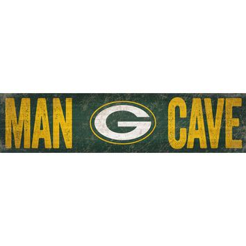 NFL Man Cave Sign Wall Décor