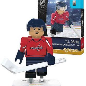 T.J. OSHIE #77 WASHINGTON CAPITALS OYO MINIFIGURE BRAND NEW