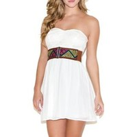 SWEETHEART TUBE DRESS