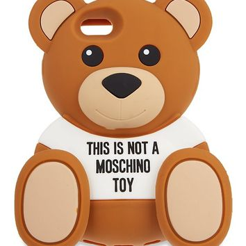 MOSCHINO - Bear iPhone 5 case | Selfridges.com