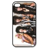 Motley Crue Picture iPhone 4/4s Case Back Case for iphone 4/4s