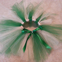 USF- University of South FLorida Bulls Tutu-Football Spirit can customize for other teams
