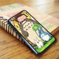My Neighbor Totoro Samsung Galaxy S6 Edge Case