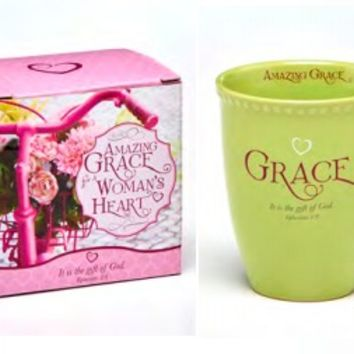 Amazing Grace Mug in Gift Box