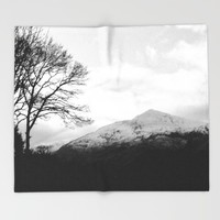 Lost Throw Blanket by Haroulita | Society6