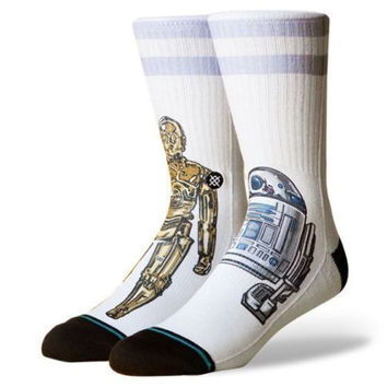Stance Star Wars Prime Condition Sock - Large (9-12)
