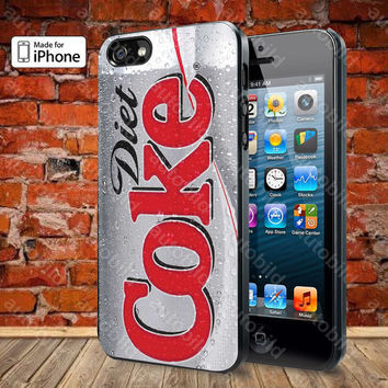 Diet Coke Case For iPhone 5, 5S, 5C, 4, 4S and Samsung Galaxy S3, S4
