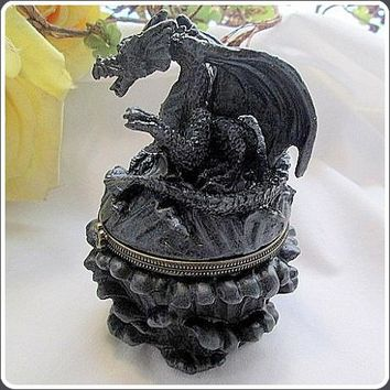 Guardian Dragon Treasure Box