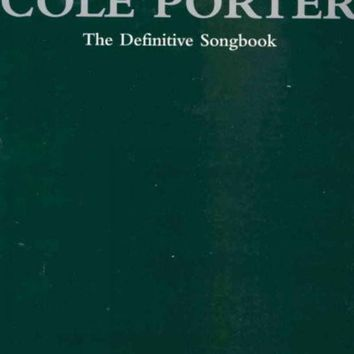 LMFCY2 Cole Porter The Platinum Collection: 50 Classic Songs for Piano and Voice with Guitar Chords