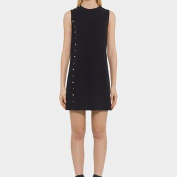 Versace Stud Medusa Cady Dress for Women | US Online Store