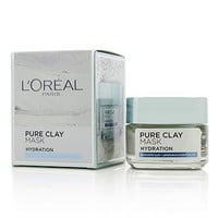 L'Oreal Pure Clay Hydration Mask Skincare
