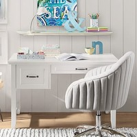 Hampton Single Pedestal Desk
