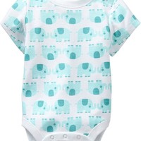 Printed Bodysuits for Baby