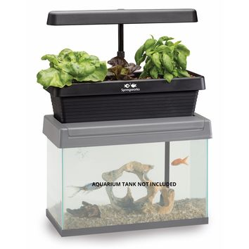 Microfarm Indoor Aquaponic Garden Kit
