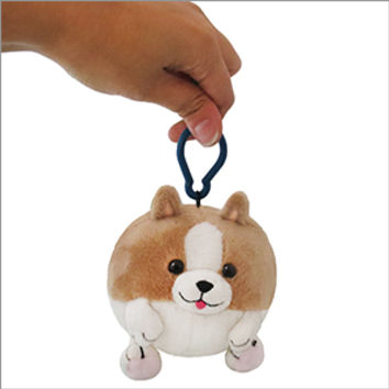 Micro Squishable Corgi: An Adorable Fuzzy Plush to Snurfle and Squeeze!