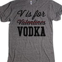 Athletic Grey T-Shirt | Funny Valentine's Day Gifts Drinking Shirts
