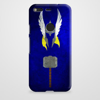 Thor God Of Thunder The Avengers Google Pixel XL Case | casefantasy