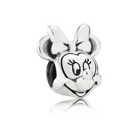 PANDORA - Disney, Minnie Portrait Charm
