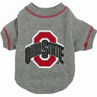 Ohio State Dog Tee Shirt