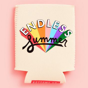 Endless Summer Drink Sleeve Koozie