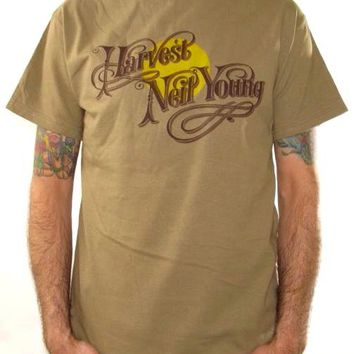 Neil Young T-Shirt - Harvest