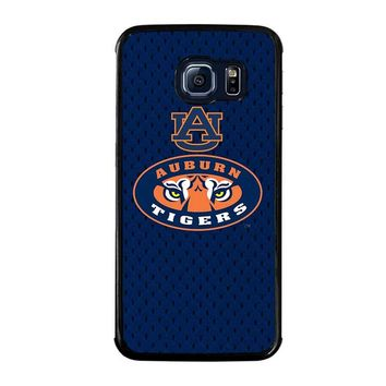 AUBURN TIGERS FOOTBALL Samsung Galaxy S6 Edge Case Cover