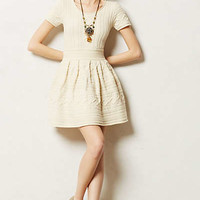 Cabled Sweater Dress