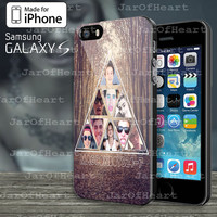 Magcon Boys Design Case for iphone 4/4S,iphone 5/5S/5C or Samsung Galaxy S3/S4/S5