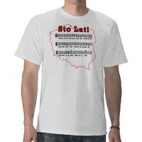 Sto Lat! Song Polish Map T Shirts from Zazzle.com