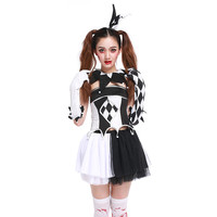 Cosplay Anime Cosplay Apparel Halloween Costume [9220888964]