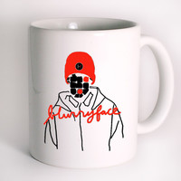 Twenty One Pilots Blurryface Inspired Art Mug Design