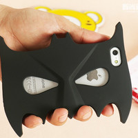 3D Batman Mask soft cover 4.7inch phone case for iPhone 6