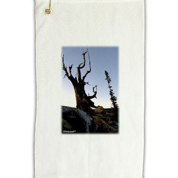 "Colorado Mountain Scenery Micro Terry Gromet Golf Towel 11""x19 by TooLoud"