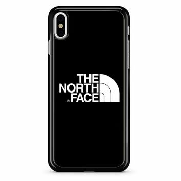The North Face Black iPhone X Case
