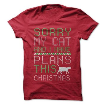 Cat Plans For Christmas