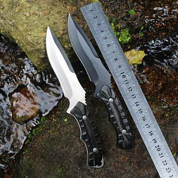 High Hardness Tactical Military Knife