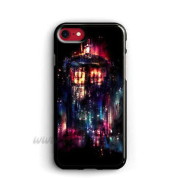 Tardis Dr Who iPhone Cases Painting Samsung Galaxy Phone Cases Dr Who iPod cover