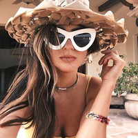 Summer Vintage Design Sunglasses + Gift Box