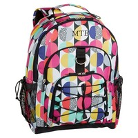 Gear-Up Graphic Multi Dots Backpack