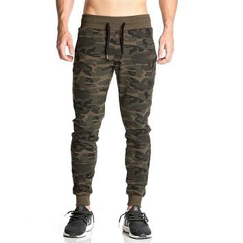 High Quality Mens Pants Joggers Fitness Army Camouflage Military Men Clothing Trousers Casual Pants Sweatpants For Male