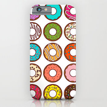 Donuts iPhone & iPod Case by TinyBee