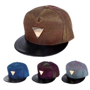 Hot Sale Korean Hip-hop Baseball Cap Unisex Adjustable Hats [4917718212]