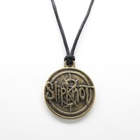 Slipknot Unisex Necklace with Rope