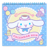 Cinnamoroll Mini Wall Calendar: 2018